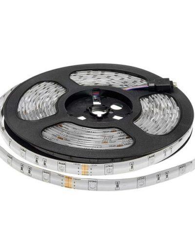 BANDEAU LED 5050 12V 7.2W/m RGB