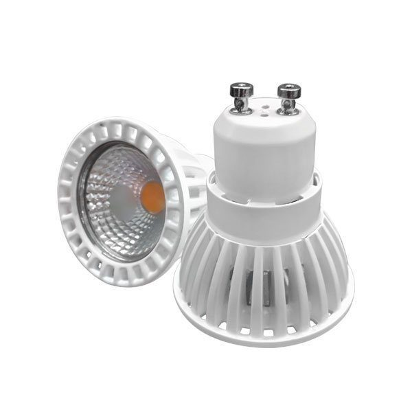 SPOT LED GU10 6 WATTS 2700°K