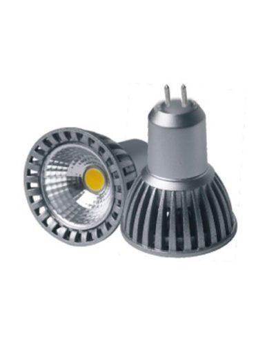 Spot LED MR16 (GU5.3) de 6 Watts