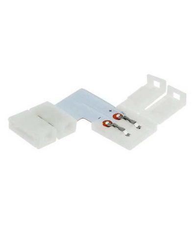 ANGLE CONNECTEUR POUR BANDEAU LED 5050 10mm