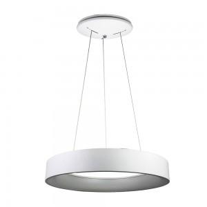 suspension led design blanc