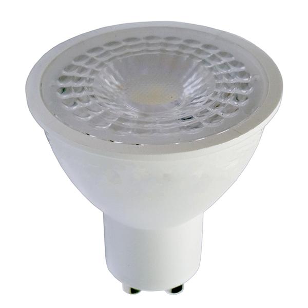 Spot gu10 7 watts blanc