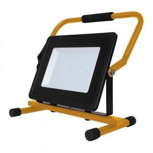 projecteur rechargeable led