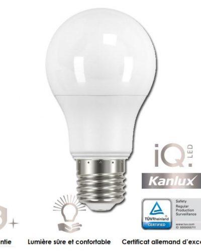 Ampoule E27 5.5w kanlux