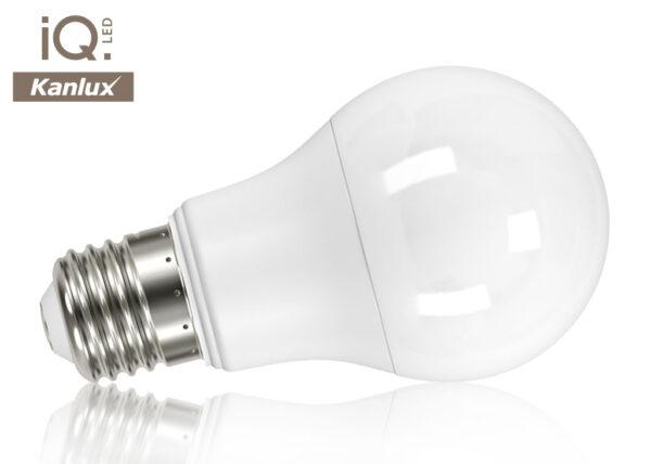 Ampoule E27 iq led 9w